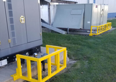 gas pipe protection